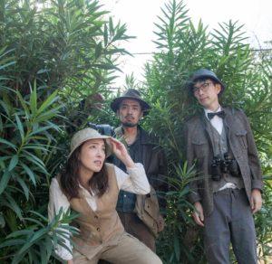 次回公演『バベルの斜塔』チケット発売開始!